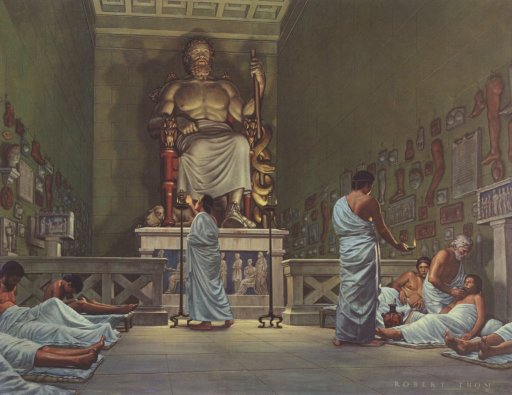 """""""The Temples and Cult of Asclepius"""""""